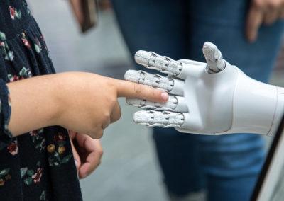 Roboter in der Schule